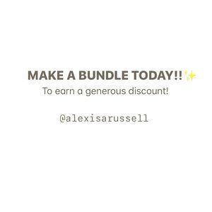 CLOSET CLEANOUT Make a Bundle today!!